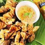 ถุงทอง - เครื่องเทศ - พริกไทย -อาหารไทย