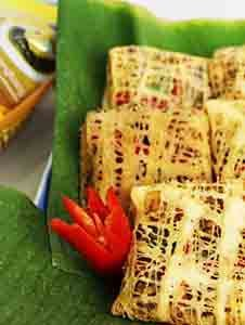 ล่าเตียง - เครื่องเทศ - พริกไทย - อาหารไทย