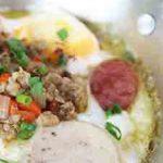 ไข่กระทะ - เครื่องเทศ - พริกไทย - ไข่ดาว