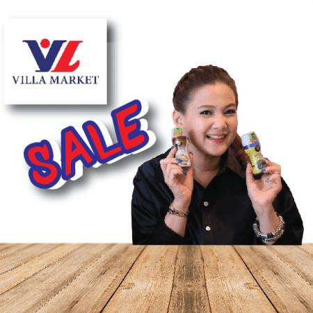 villa market sale กันยายน