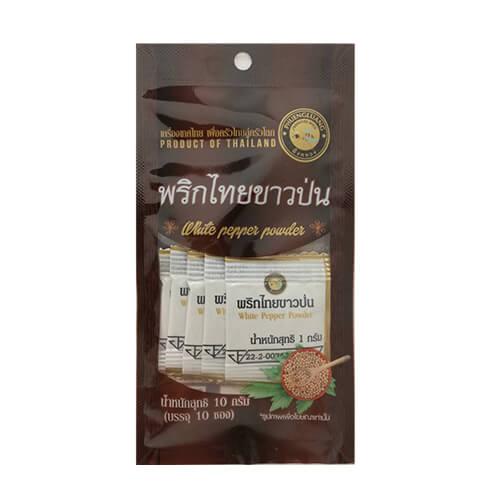 พริกไทยขาวป่นซองพกพา 02 front