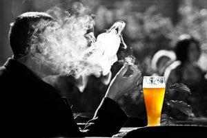 สูบบุหรี่-มะเร็งลำไส้